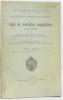 Liste des nouvelles acquisitions année 1921  suivi d'une liste d'ouvrages techniques pour les apprentis (bibliothèque municipale de Paris). ...