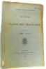 Bulletin de la classe des Beaux-Arts  Tome VI 1924 n° 1-3. Académie Royale De Belgique