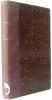 Bulletin annoté des lois et décrets recueil complet de législation française - tome LIII année 1900. Dupré  Lyon  Lacroix