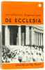 Constitution dogmatique de ecclesia. Renard