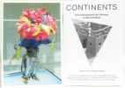 Continents Art contemporain de L'Afrique et des Caraïbes - Neue Kunst aus Afrika und der Karibik. Collectif