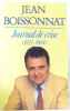Journal de crise. Boissonnat-J