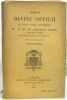 Ordo Divini Officii Ad Usum Cleri Parisiensis EE. AC RR.. DD. Cardinalis Suhard  tituli sancti honuphrii in janiculo - 1941. Suhard