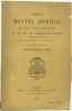 Ordo Divini Officii Ad Usum Cleri Parisiensis EE. AC RR.. DD. Cardinalis Suhard  tituli sancti honuphrii in janiculo - 1940. Suhard