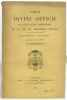 Ordo Divini Officii Ad Usum Cleri Parisiensis EE. AC RR.. DD. Cardinalis Suhard  tituli sancti honuphrii in janiculo - 1938. Suhard