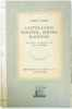 Castellano  español  idioma nacional - historia espiritual de tres nombres (livre en espagnol). Alonso  Amado