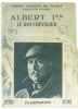 Albert Ier  le roi chevalier. Carton De Wiart