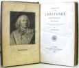 Discours sur l'histoire universelle - tome premier et second. Bossuet