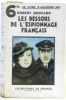 Les dessous de l'espionnage français - (le livre d'aujourd'hui). Boucard