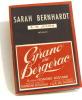 Cyrano de bergerac 5 actes d'edmond rostand mise en scène de raymond rouleau. Julien A.m.  Bernhardt Sarah