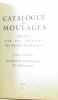Catalogue Des Moulages Edités Par Les Musées Nationaux. Tome 1 : Egypte Et Orient  Tome 2 : Grèce Et Rome  Tome 3 : Art Français  Tome 4 : Italie  ...