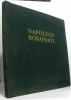 NAPOLEON BONAPARTE - Sa vie  sa prodigieuse carriere  ses exploits évoqués en images  en paroles et en musique - 1 livret + 2 disque vinyle 33 T. ...