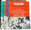 6 numéros de la revue Téléciné - n°197 - 198 - 199 - 200 - 201 - 202 (mars à octobre 1975. Collectif