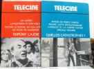 2 numéros de la revue Téléciné - n°198 - 199 (mai - juin1975). Collectif