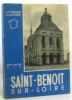 Saint benoit sur-Loire. Xavier