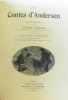 Les Contes d'Andersen  traduits en francais par Etienne Avenard. Andersen