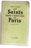 Les saints dans l'histoire de Paris. Calendrier Parisien. Carreau Albert
