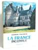La france inconnue. Sud-Ouest itinéraires archéologiques. Pillement Georges