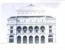 Architectures parisiennes au XIXe siècle. Collectif