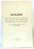 Catalogue des instruments de recherche des archives departementales  communales et hospitalieres. Collectif
