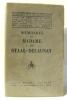 Mémoires de madame de Staal-Delaunay. Carette