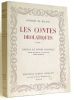 Les contes drolatiques tome 1er. Balzac De Honoré