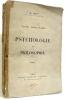 Leçons élémentaires de psychologie et de philosophie. Rey. A