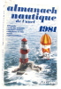Almanach Nautique de l'unel 1981. Collectif