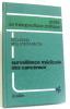 Guide de thérapeutique pratique  surveillance médicale des cancéreux. Durand M. Et Hoerni-Simon G
