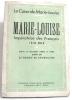 Le coeur de Marie-Louise  Marie Louise  impératrice des français 1810-1814. Bourgoing Le Baron