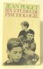 Six etudes de psychologie. Plaget Jean