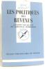 que sais-je ? Les politiques des revenus. Morrisson Christian  Lecaillon Jacques