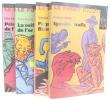 4 volumes; La Soif de l'or - prisonniers de l'éclipse - fugue à buenos aires - ignoble trafic. Clément Y.-M. Kazar Nila  Delteil Gérard  Mizio Francis