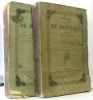 Oeuvres complètes de Bossuet tome quatrième (sermons) et tome dixième (controverse - correspondance) (non coupé). Bossuet