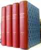Histoire de la France Tome premier  deuxième  troisième et quatrième (4 volumes). Lyautey Pierre (direction Littéraire)  Cogniat  Raymond (direction ...