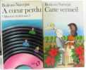 Lot de 2 livres: A coeur perdu + Carte Vermeil. Boileau-Narcejac