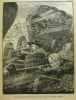 Vie et aventures de Buffalo Bill  illustrations de Toussaint. Bonneau