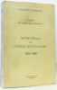Mémorial du cinquantenaire 1919-1969 faculté de théologie catholique. Collectif