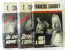 3 livres: un appât nommé Howard + Détruisez l'original + Matt à Mort. Chabrey