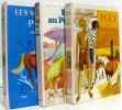 3 livres: Poly en Espagne  Poly au Portugal  Les vacances de Poly - bibliothèque rose. Aubry