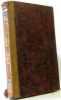 Oeuvres complètes de M. le Vicomte de Chateaubriand - tome dix-huitième mélanges littéraires. Chateaubriand