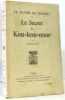 Le maître du silence - le secret du Kou Kou Noor  tome deuxième. Delly