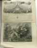 L'exposition universelle de la Vienne - journal illustré - organe officiel de la commission royale de Hongrie - Numéro 3 samedi 19 avril 1873. ...