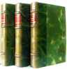 Lot de 3 livres (reliure artisanale): Pavillon de Femmes; Pivoine; Viens mon bien-aimé. Buck