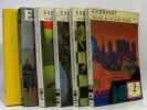 Lot de 6 livres: La nuit de Santa Cruz + Cet imbécile de Ludovic + Joyeux noël Tony + Jules Matrat + Imogène  vous êtes impossible + Félicité de la ...