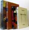 4 livres: La tragédie des templiers; Henri IV; Les atlantes; Chien de feu. Bordonove