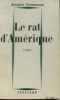 Le rat d'Amérique. Lanzmann
