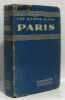 Paris et sa proche banlieue - les guides bleus. Collectif