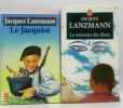 Le jacquiot + la mémoire des dieux; deux volumes. Lanzmann