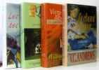 Les enfants des collines + Perle  la famille landry (T2) + Willow la famille de Beers (T1) + Le chant du coeur  famille logan (T2) - quatre volumes. ...